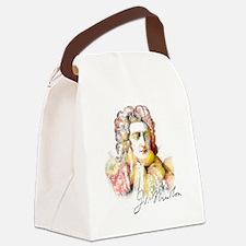 Unique Historical figures Canvas Lunch Bag