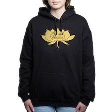 Funny Massage Women's Hooded Sweatshirt