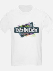 Las Vegas Design T-Shirt