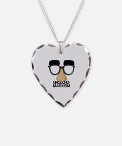 Cute Marx brothers Necklace
