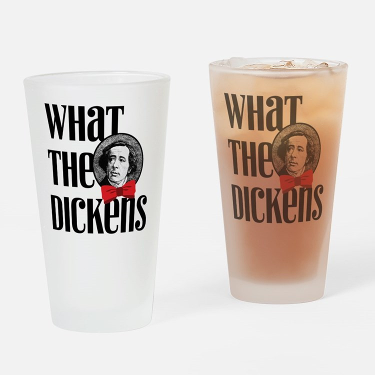 Cute Historical figures Drinking Glass
