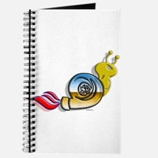 Turbo Snail colors Journal
