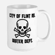 CITY OF FLINT MICHIGAN WATER DEPARTMENT Mugs