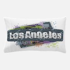 Los Angeles Design Pillow Case