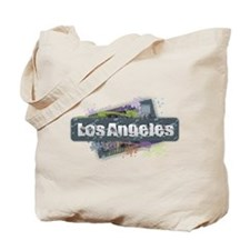 Los Angeles Design Tote Bag