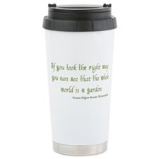 Cute English Travel Mug