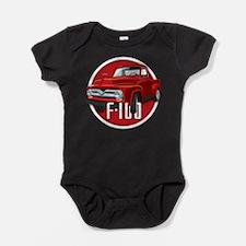 Cool Ford trucks Baby Bodysuit