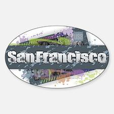 San Francisco Design Decal