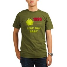 Cute Lefty leap year baby T-Shirt