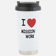 Cute Lds mission Travel Mug