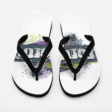 Fort Worth Design Flip Flops