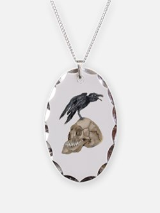 Unique Mens skull Necklace