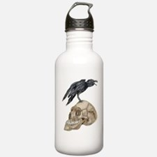 Cute Mens skull Water Bottle