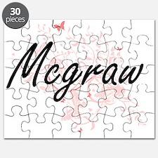 Cute Mcgraw family Puzzle