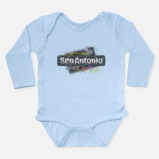 San Antonio Design Body Suit