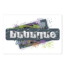 Cute Dubuque iowa Postcards (Package of 8)