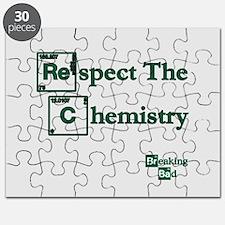 BREAKINGBAD RESPECT CHEMISTRY Puzzle