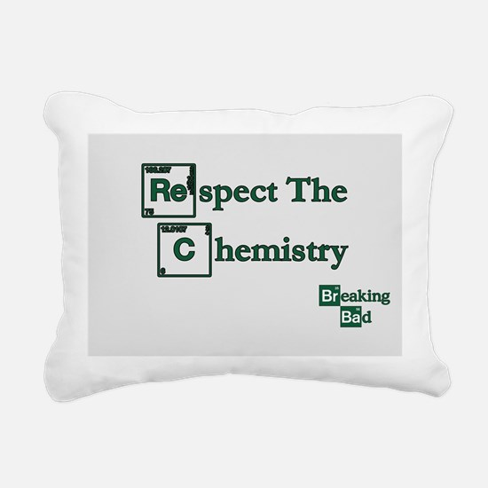 BREAKINGBAD RESPECT CHEM Rectangular Canvas Pillow