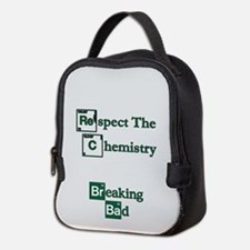 BREAKINGBAD RESPECT CHEMISTRY Neoprene Lunch Bag