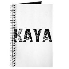 Kaya Journal