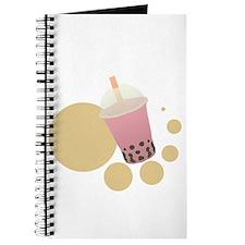 Strawberry Bubble Tea Journal