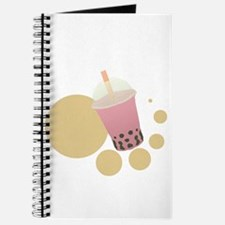 Strawberry Bubble Tea Journal