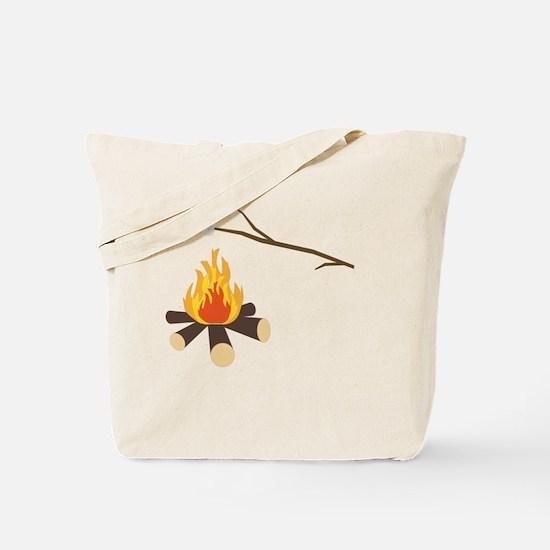 Cute Summer camp Tote Bag