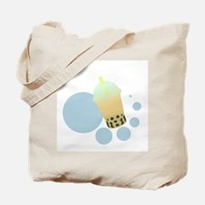 Mango Bubble Tea Tote Bag