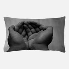 Cute Human need Pillow Case