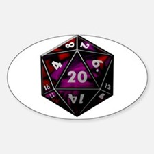 D20 color Decal