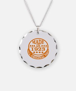 Made in 1923, All original p Necklace