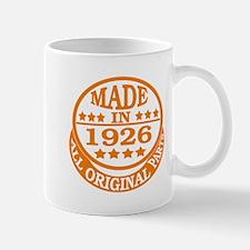 Made in 1926, All original parts Small Mugs