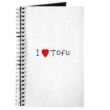 I <3 Tofu Journal