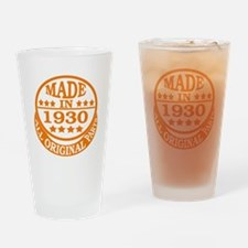 Made in 1930, All original parts Drinking Glass