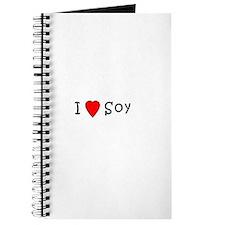 I <3 Soy Journal