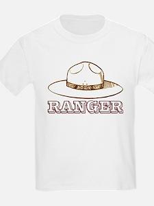Funny National park service ranger T-Shirt