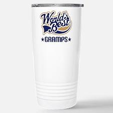 Funny Gramps Travel Mug