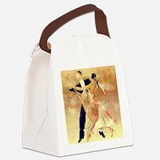 Cute Waltz Canvas Lunch Bag