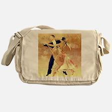 Unique Waltz Messenger Bag