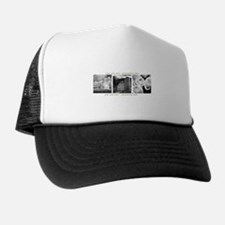 Your Artwork and Text here Trucker Hat
