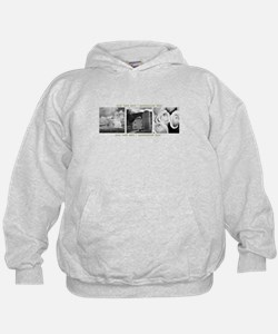 Your Artwork and Text here Hoodie