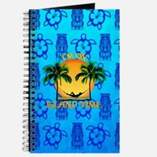 Island Tiki Time Journal
