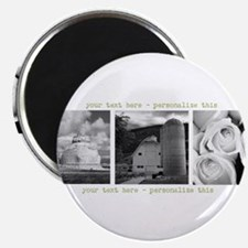 Your Artwork and Text here Magnets