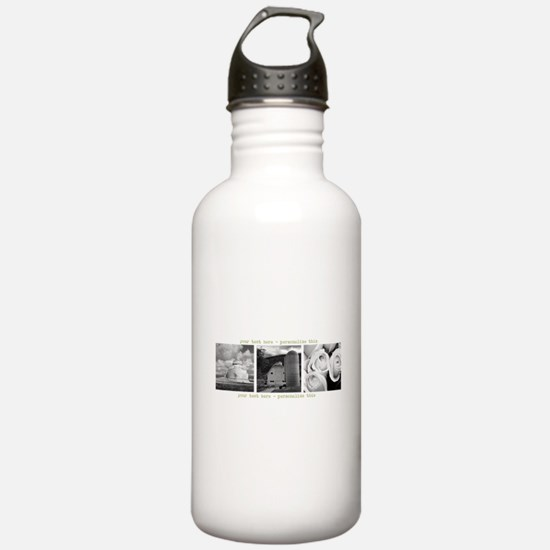 Your Artwork and Text here Water Bottle
