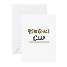 Cid Greeting Cards (Pk of 10)