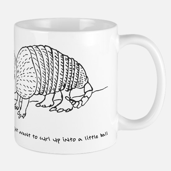 Unique Line art Mug