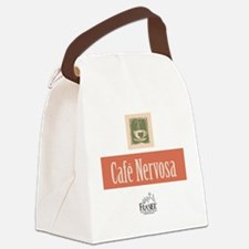 Frasier: Cafe Nervosa Canvas Lunch Bag