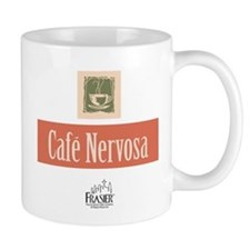 Frasier: Cafe Nervosa Mug
