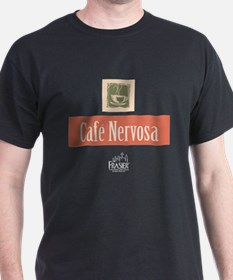 Frasier: Cafe Nervosa T-Shirt