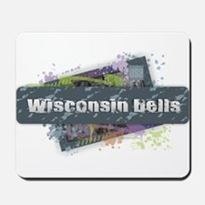 Wisconsin Dells Design Mousepad
